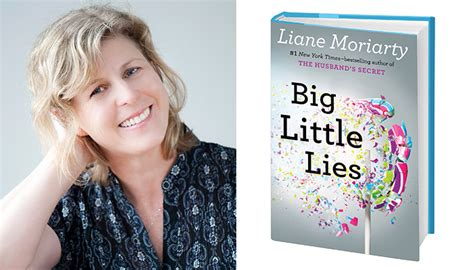 Little Lies Big Liane Moriarty