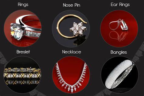 jewelers website psd template