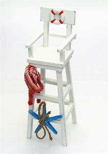 Cocktail Invites 13 Quot Weathered White Wood Lifeguard Chair With Starfish