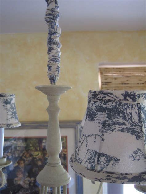 la maison reid    chandelier chain cover