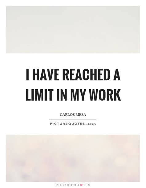 i have my limits quotes