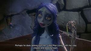 Emily corpse br... Corpse Bride Movie Quotes