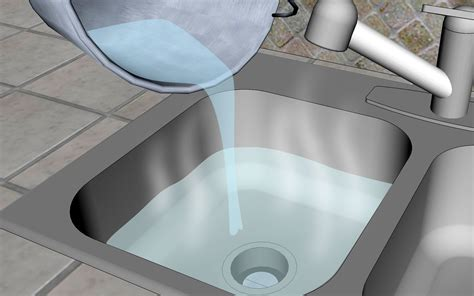 kitchen sink vent clogged how to troubleshoot plumbing problems 9 steps with pictures 6008