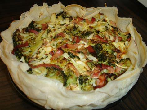 cuisine allegee quiche aux brocolis allégée la cuisine sans lactose