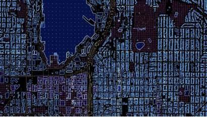 Sci Fi Maps Tron Gifs Would Early