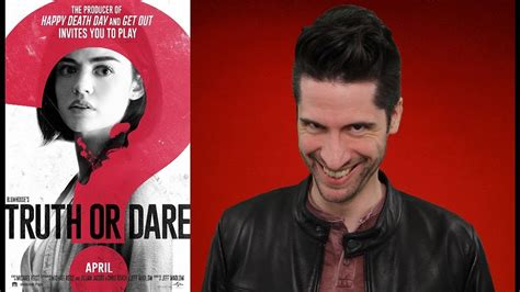 Truth Dare Movie Review Youtube