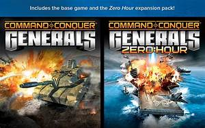 """Command & Conquer™: Generals Deluxe Edition"" im Mac App Store"