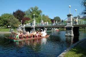 Swan Boats Fenway Park by Top 10 Bostonian Activities To Do This Summer