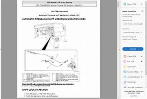 Workshop Manual Service  U0026 Repair Guide For Mazda Cx9 2006