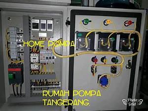 Jual Panel Listrik 3 Phase Komplit Untuk Mesin Pompa