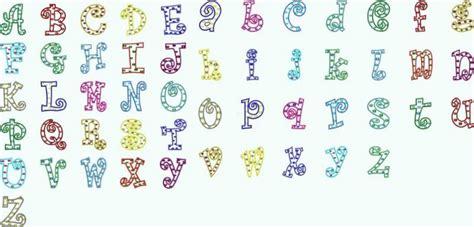 polka dot letters font images polka dot alphabet letters  print  polka dot font