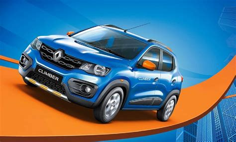 renault climber colours renault kwid climber price features engine specs
