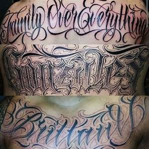 CHICANO TATTOO LETTERING | lettering | Pinterest | Chicano ...