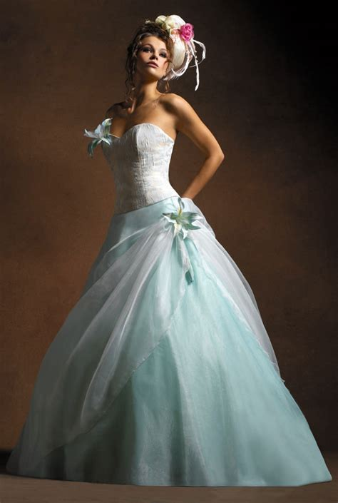 2016 wedding dresses and trends colored wedding dresses colorful wedding dresses