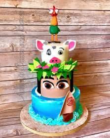 Moana Birthday Cake Pinterest