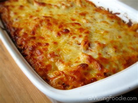 baked ziti with baked ziti i recipe dishmaps