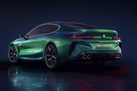 Bmw M8 Gran Coupe Concept Unveiled At Geneva
