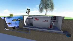 Filtration Biologique Pour Bassin A Poisson : filtre a tambour aquaking ~ Premium-room.com Idées de Décoration
