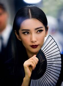 Her Exact Look Li Bingbing39s Lipstick Color In