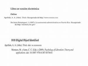 Citas Y Referencias Bibliograficas  Norma Apa