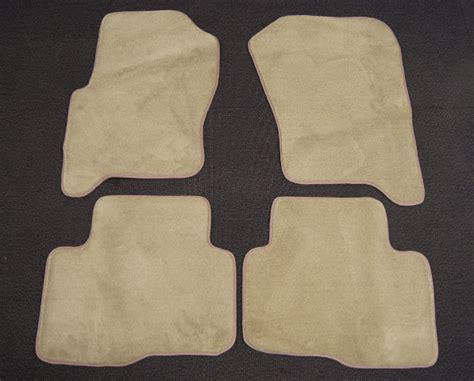 land rover lr floor mats pcs  tanbeige carpet