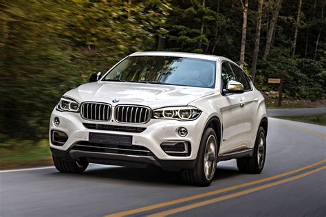 Bmw X6 Picture by Bmw X6 Suv Pictures Carbuyer