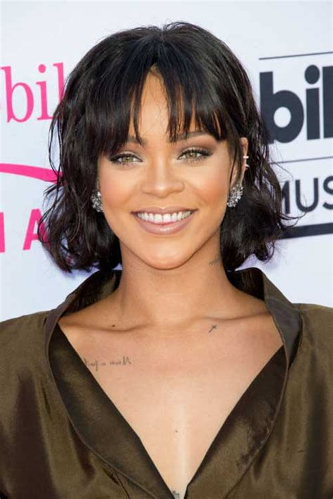 haircuts for with bangs 20 best hair with bangs hairstyles 2017