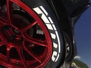 nitto tire lettering tire stickers With nitto tires with red lettering