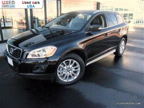 2010 Volvo Xc60 For Sale by For Sale 2010 Passenger Car Volvo Xc60 T6 Boise