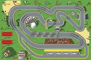 tapis circuit ogeofr tapis de jeux With tapis moquette circuit