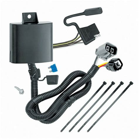 Trailer Hitch Wiring Kit Harness Plug Play One For