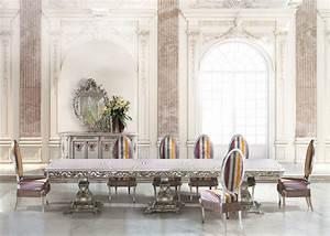 Pendelleuchte Für Langen Tisch : langen rechteckigen tisch f r klassische esszimmer ~ Michelbontemps.com Haus und Dekorationen