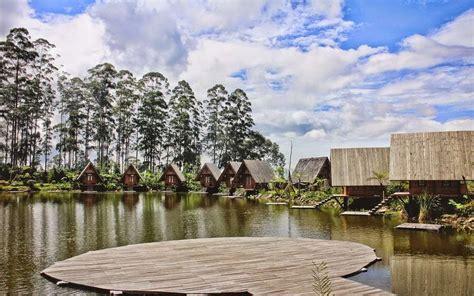 lokasi  harga tiket masuk dusun bambu lembang bandung