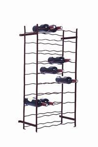 Porte Bouteille Vin : range bouteille 50 casiers tom press ~ Melissatoandfro.com Idées de Décoration