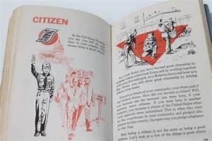 1960s Vintage Webelos Scout Handbook Boy Scouts Guide Book