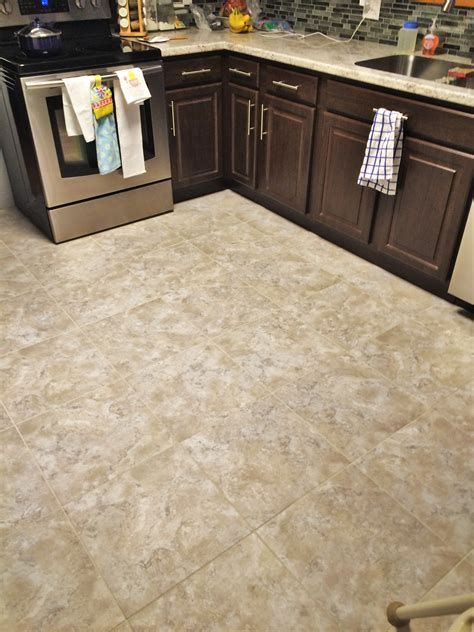 kitchen vinyl tile kitchen update luxury vinyl tile lvt 3440