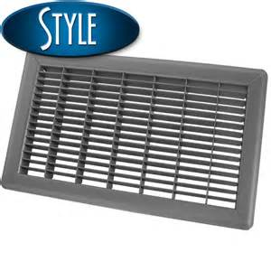 return air grille painted plated metal imperial group