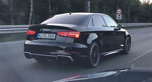 Stock Audi Rs3 Sedan Is Faster Than A Lambo Gallardo  Wait