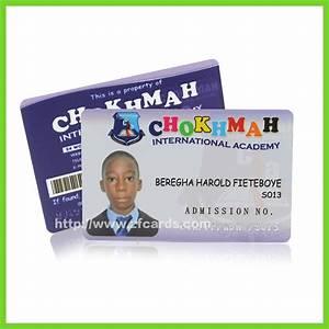 Custom Work Permit Card From China Work Permit Card