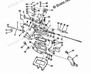 Evinrude Outboard Parts By Hp 9 5hp Oem Parts Diagram For