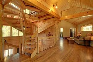 Hybrid Timber Frames combine building methods to get your
