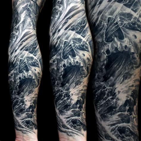 skull water tattoo mancia stygian gallery