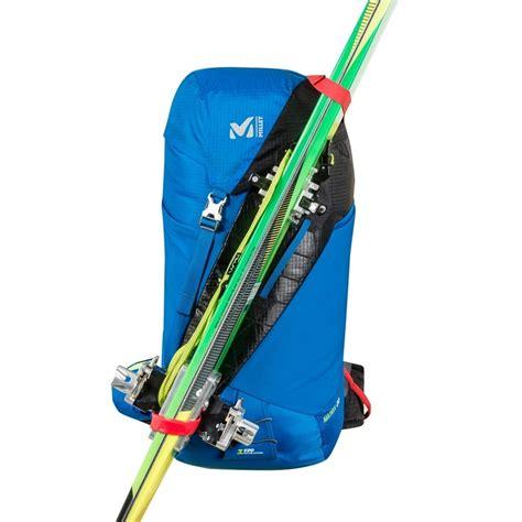 sac 224 dos millet matrix 20 pour le ski skitouring et ski de randonn 233 e