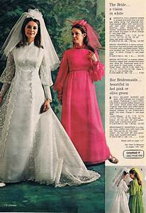 1970s penneys catalogue bridal dresses 70s 1970s With penneys dresses for weddings