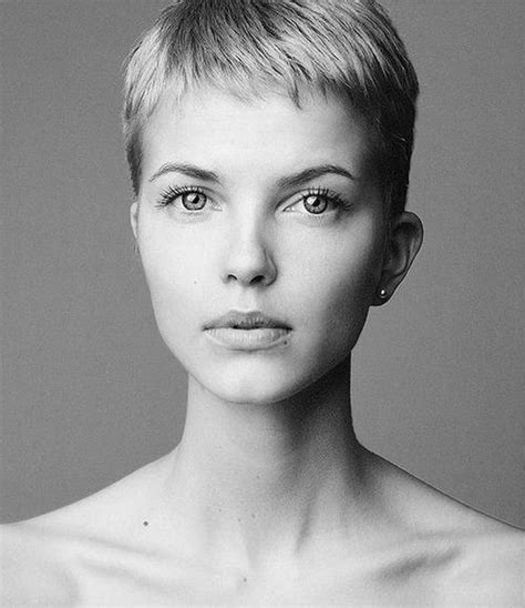 Ultra Pixie Hairstyles by Ultra Pixie Cut Gonna To Rock One Of These
