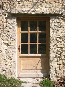 maison drome provencale atelier vive le bois menuisier With porte d entrée provencale