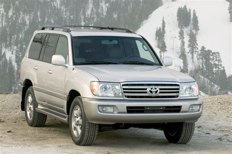 Toyota Land Cruiser Picture 2006 toyota land cruiser pictures photos wallpapers