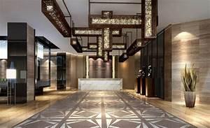 Otel Resepsiyon Dekorasyonu