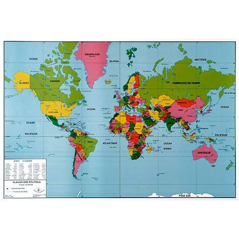 Carte Du Monde à Imprimer A3 by Planisphere A Imprimer Gratuit