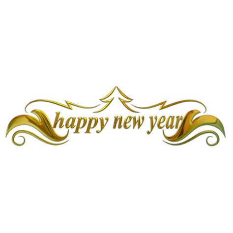 Background Png Merry And Happy New Year Png by Happy New Year Balloons Transparent Png Stickpng